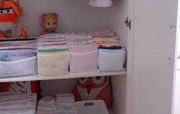 نظم دهنده اتاق نوزاد